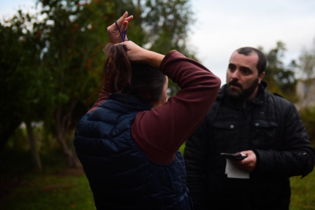 En Abasto, una familia vivió una hora de martirio con ladrones violentos