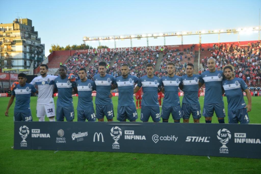 El Lobo, con chances de poder meterse en la Copa Sudamericana