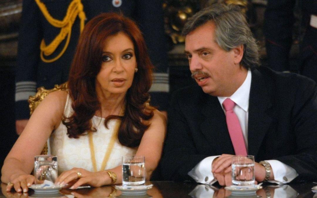 Tiene fecha y lugar el primer acto juntos de Cristina y Alberto