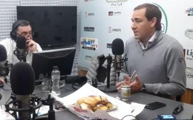 Julio Garro habló en La Redonda: analizó su gestión y se refirió a las próximas elecciones