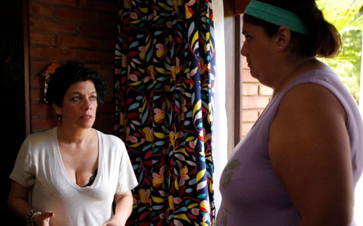 """""""Doberman"""" Duelo de palabras y tragedia vecinal en las callecitas de Villa Elisa"""
