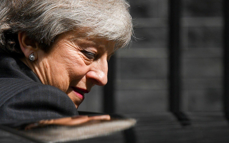 May enfrenta un nuevo rechazo por el acuerdo para el Brexit