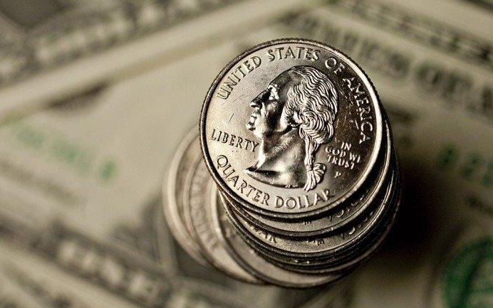 El dólar terminó la jornada a a $46,05