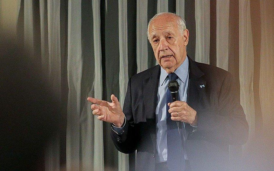 """Lavagna dijo que """"por ahora"""" no será candidato por Alternativa Federal"""