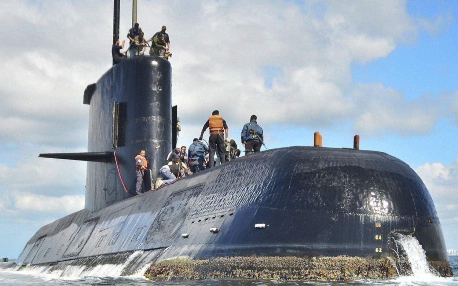 Impulsan la construcción de un monumento para los tripulantes del Ara San Juan