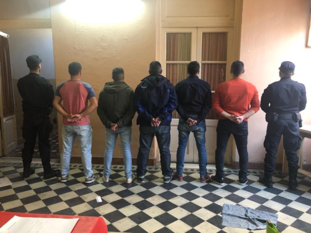 Monte: por los tiros y las mentiras hay 7 policías presos y cae la cúpula regional