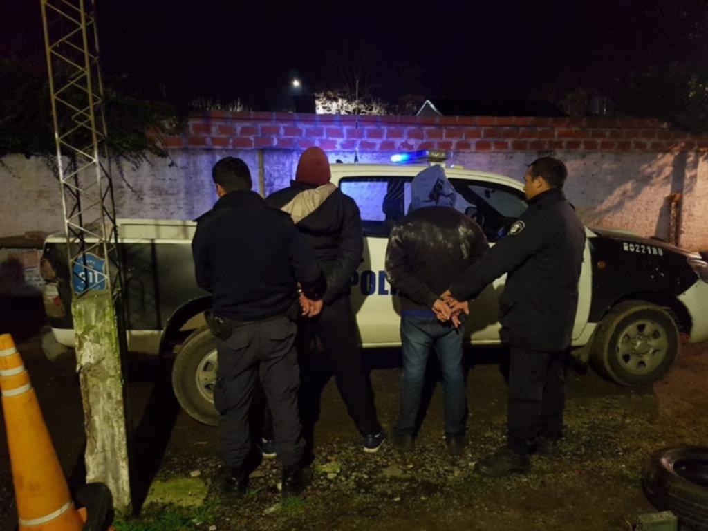 Cinco detenidos por el violento ataque a los jubilados de Los Porteños