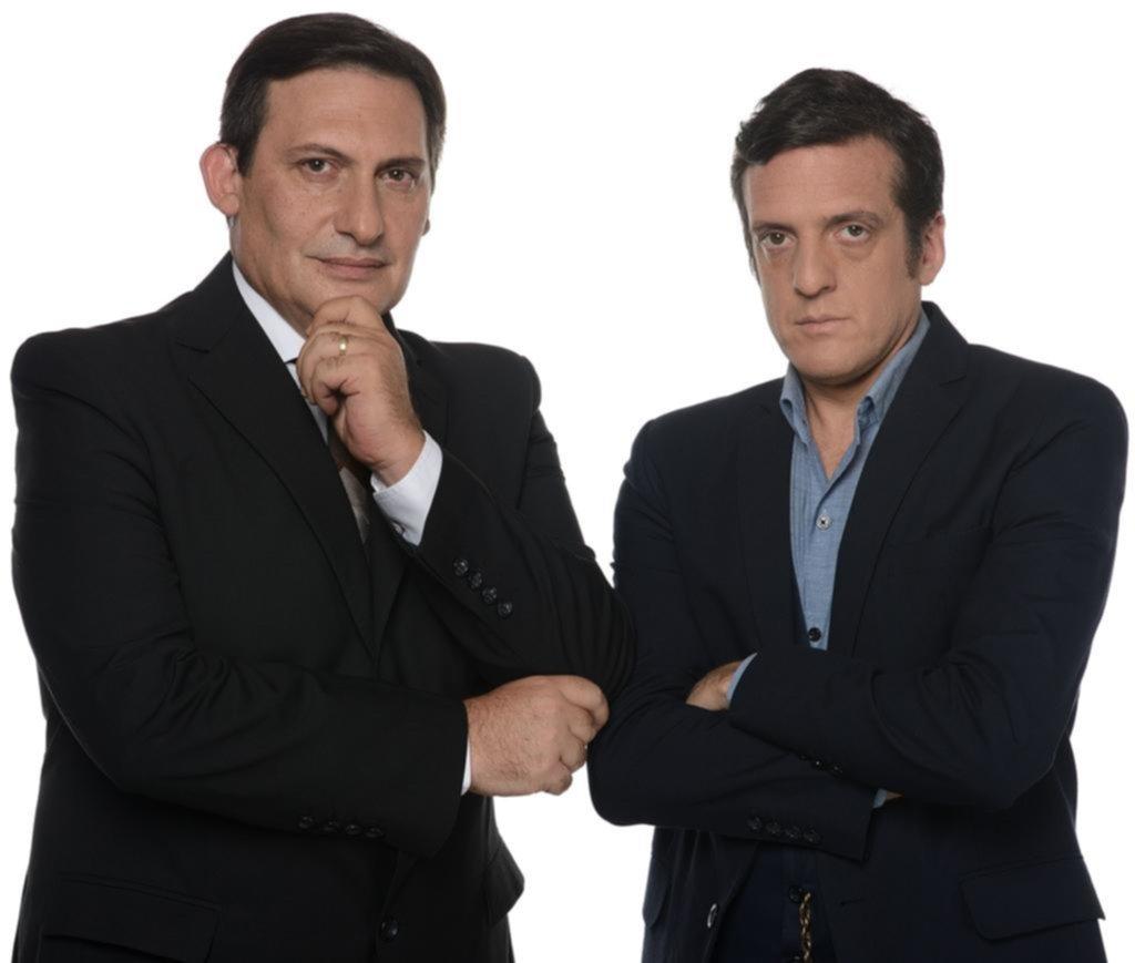 """Mauro Szeta y Paulo Kablan desembarcan en Telefé con """"Relatos criminales"""""""