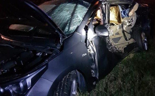 Murió en un accidente en la ruta 9 el chofer del gobernador Urtubey