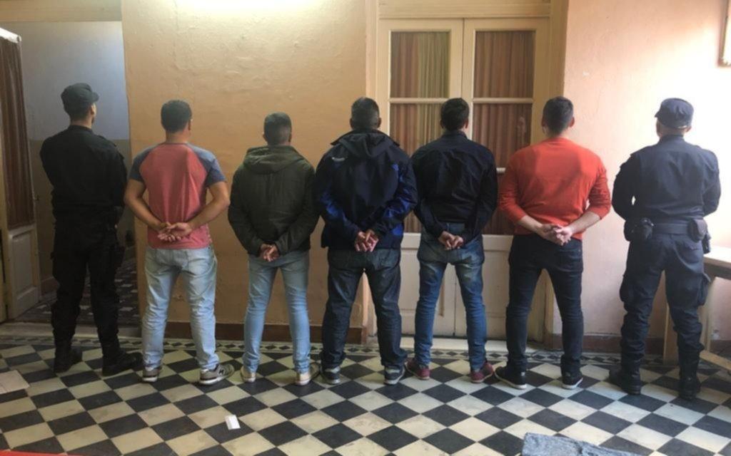 San Miguel del Monte: los policías detenidos se negaron a declarar