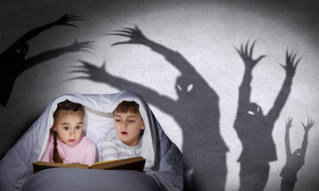 Cómo manejar los miedos de los chicos