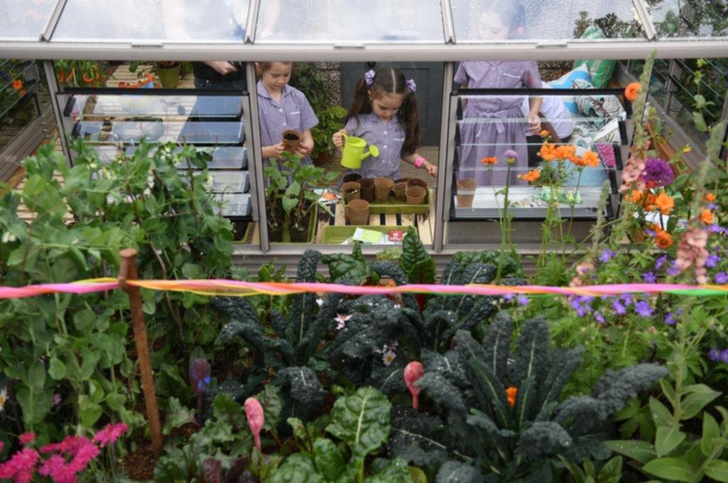 Jardines contra el cambio climático