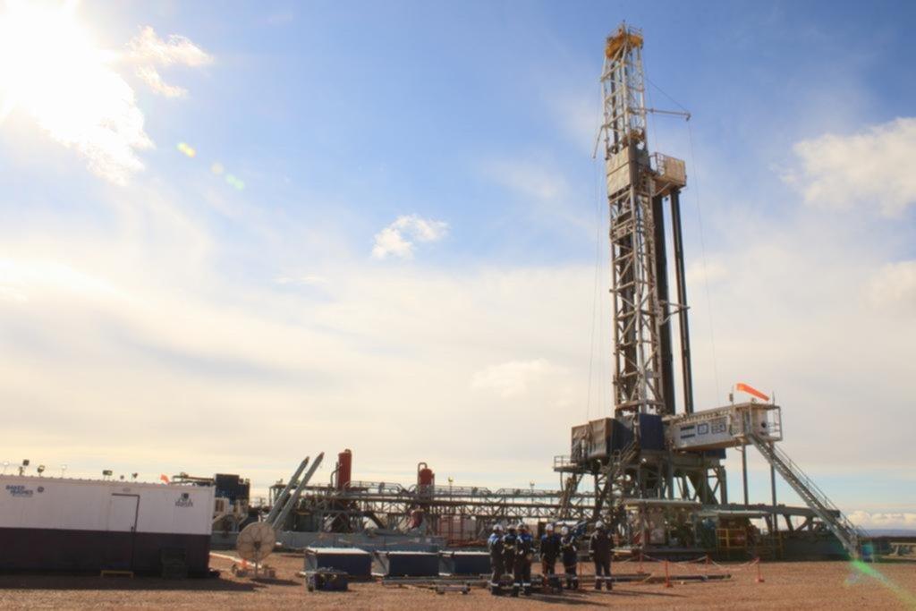 """Una """"avenida"""" del petróleo más larga que la 9 de Julio, tres mil metros bajo tierra"""