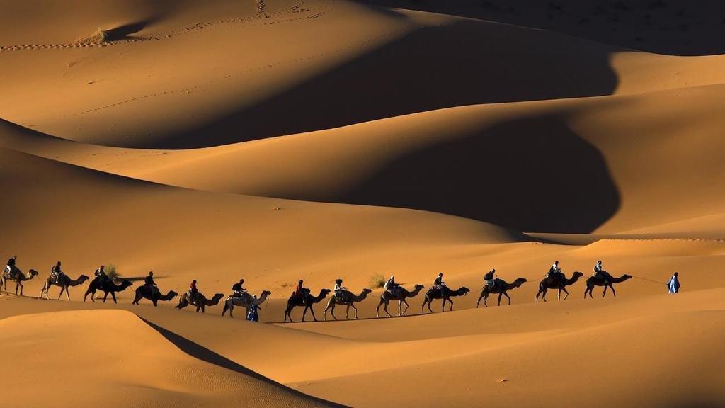 La Ruta de la Seda, punto de unión entre Oriente y Occidente