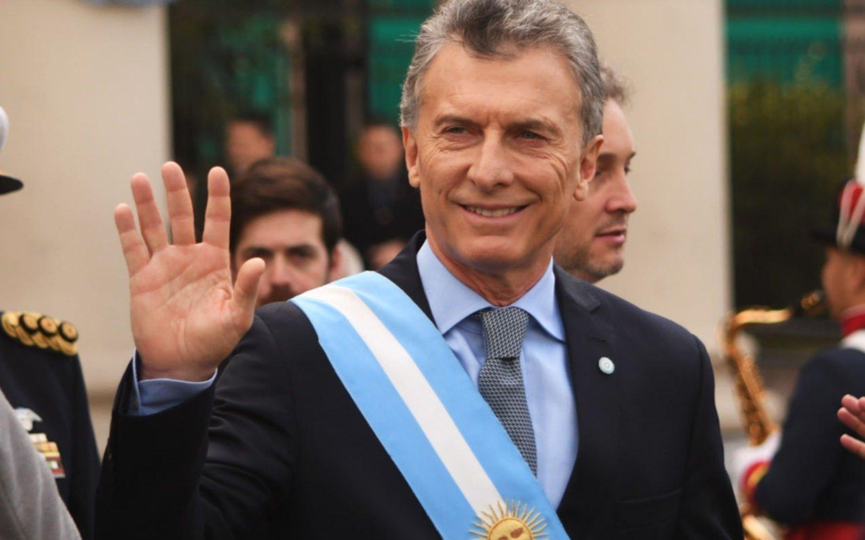Macri destacó la obra  pública en su gobierno y criticó a gestiones anteriores