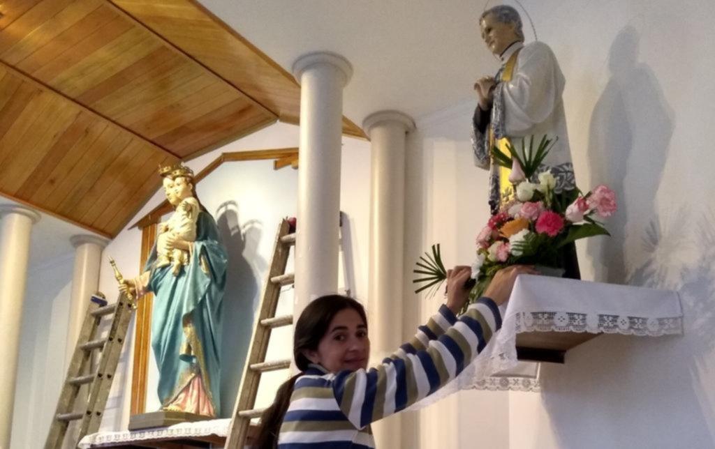 Inauguraron un nuevo templo en el barrio Villa Montoro