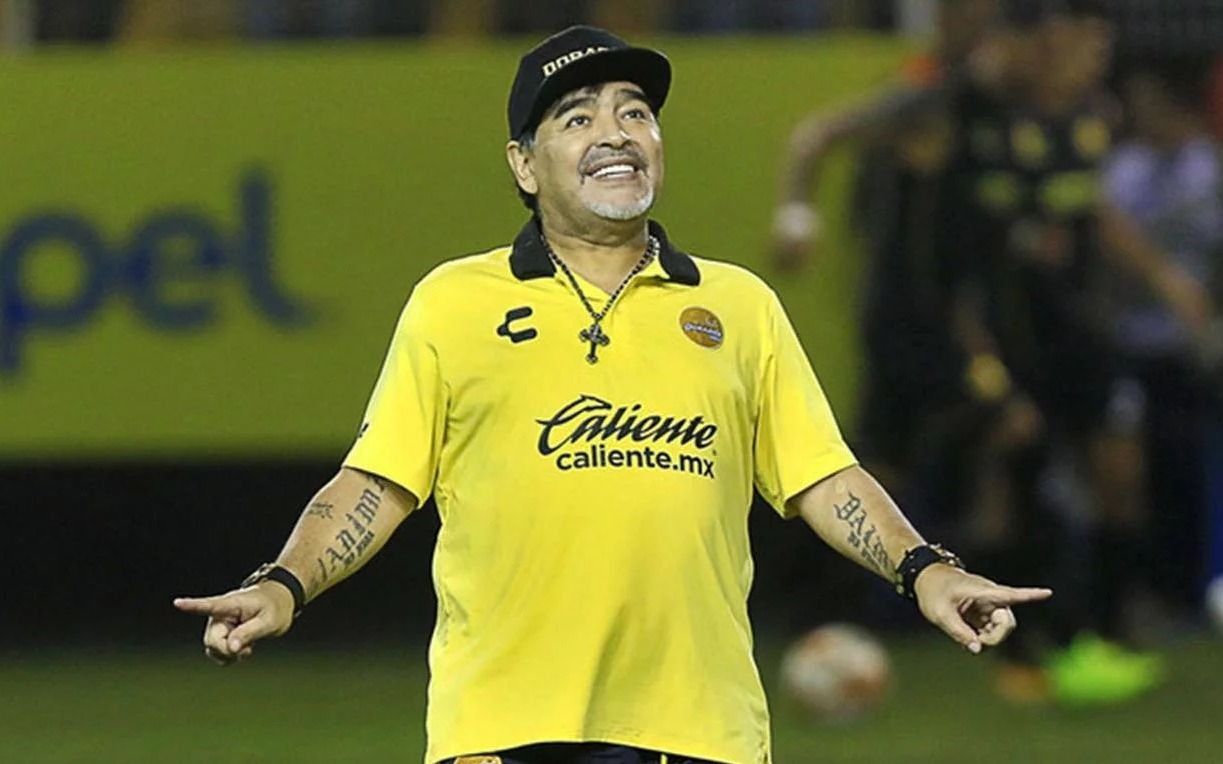 Maradona, sometido a una cura de sueño de cuatro días