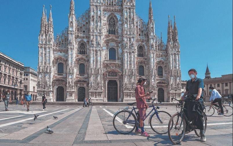 Tendencia: el mundo vuelve a la bicicleta frente a los riesgos del transporte público