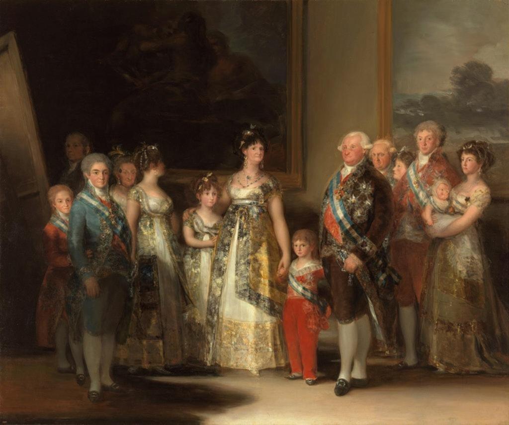 La madre patria: los Borbones, una familia disfuncional