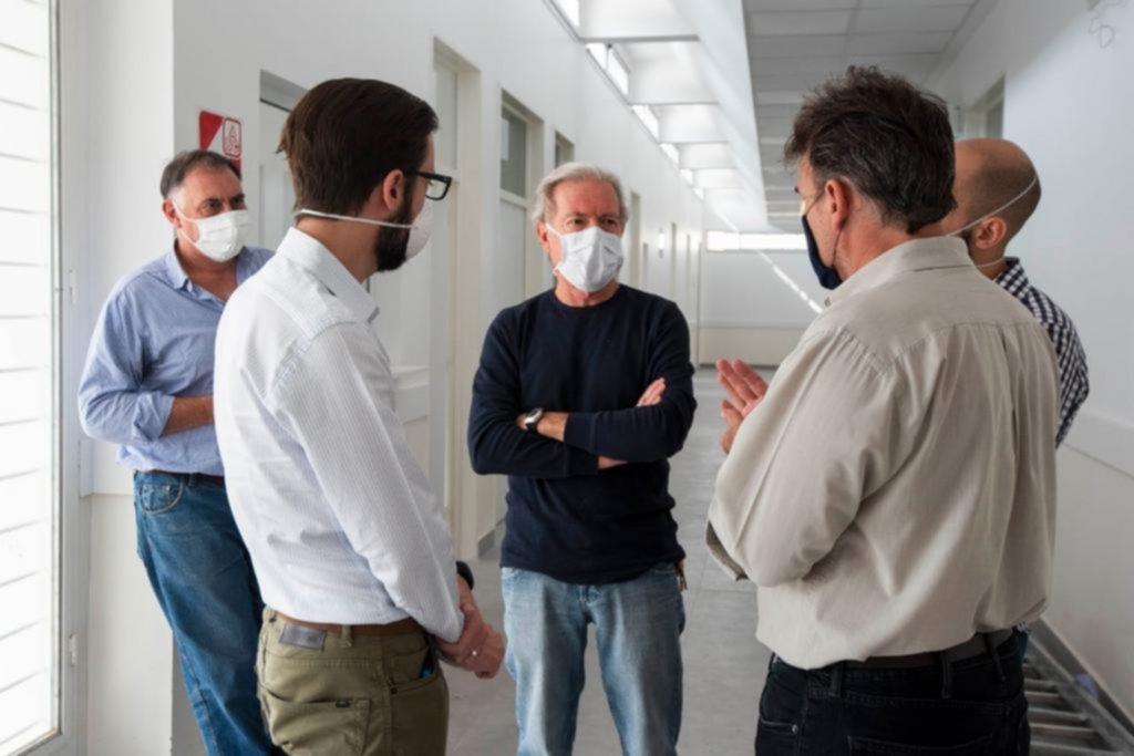 Le ponen fecha a la mayoría de las obras en hospitales en el territorio bonaerense