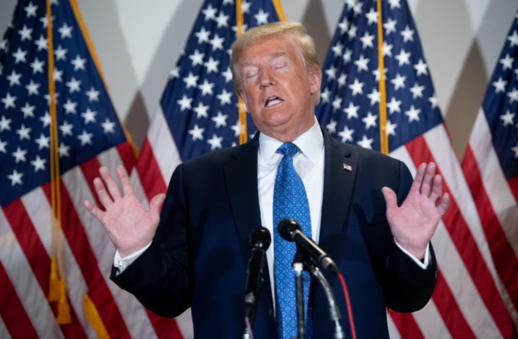 """Trump arremetió contra China por la """"matanza mundial"""" del coronavirus"""