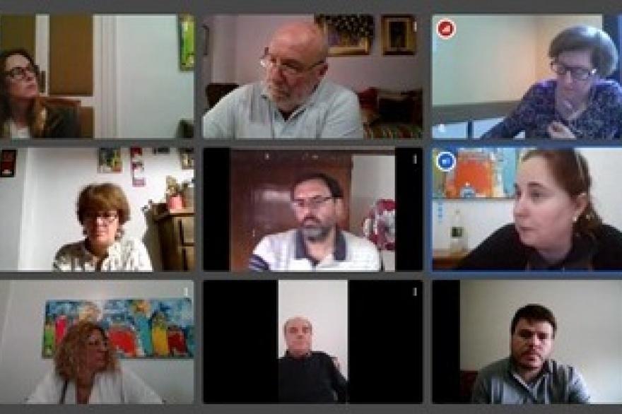 Docentes con el Gobierno: el trabajo en cuarentena y la inquietud por los privados