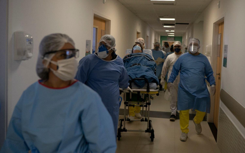 """La OMS confirma que Sudamérica es el """"nuevo epicentro"""" de la pandemia"""