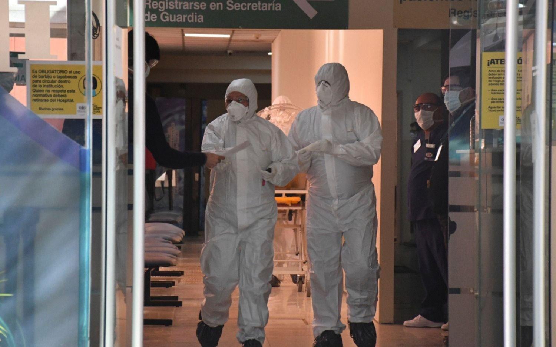 Récord: con 718 nuevos infectados, Argentina superó la barrera de los 10 mil contagios