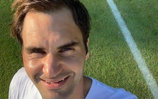 """Federer: """"No estoy entrenando porque no veo un motivo para hacerlo ahora mismo"""""""