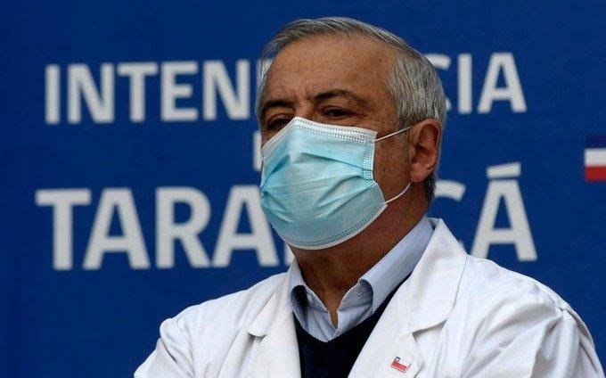 """Bajan los contagios diarios en Chile y el gobierno dijo que """"aparecen luces de esperanza"""""""