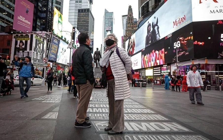 Nueva York registra menos de 100 muertos diarios por primera vez desde marzo