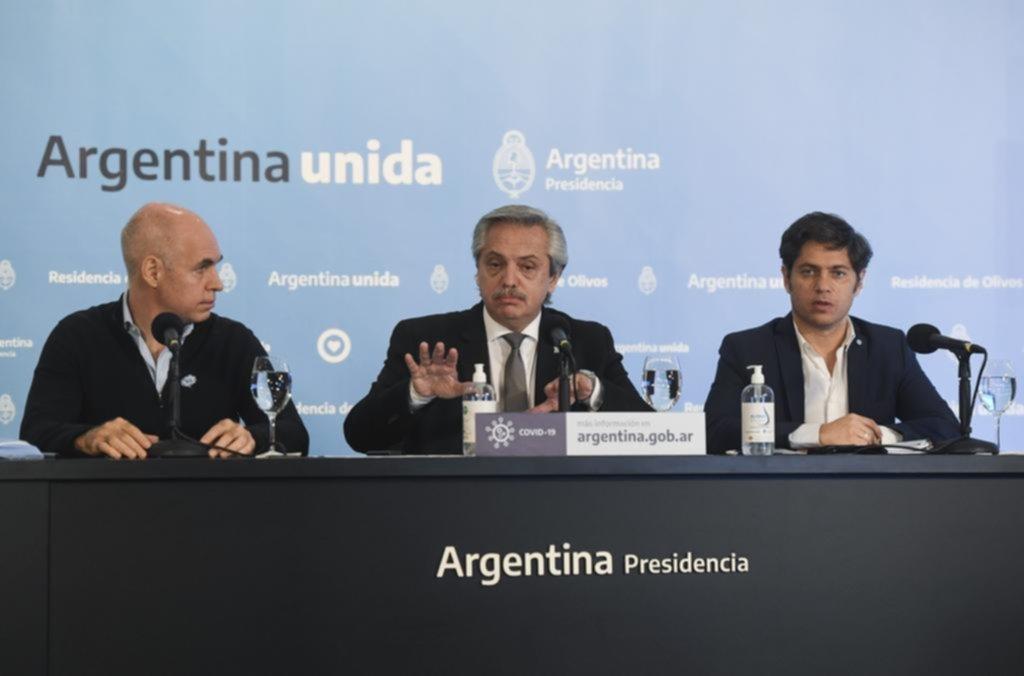 El Gobierno extiende la cuarentena y la endurece en la Región Metropolitana