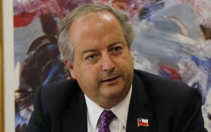 Embajador chileno en el país marcó errores en los gráficos que mostró Alberto Fernández