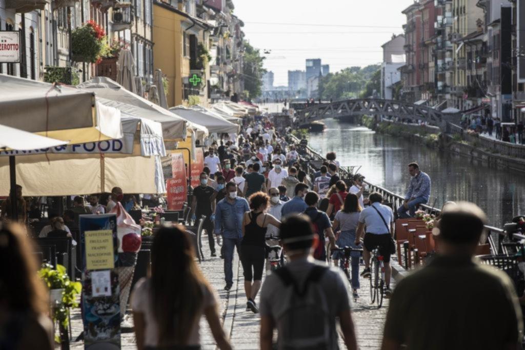 Italia ya piensa en la apertura del turismo internacional