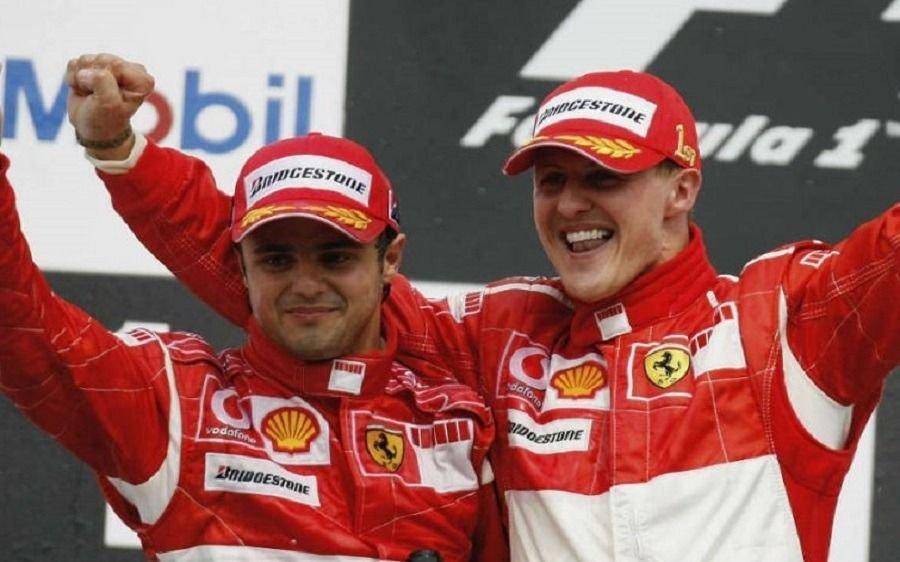 Ex piloto de Ferrari habló sobre el delicado estado de Schumacher