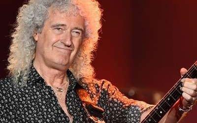 Brian May, guitarrista de Queen, revela que sufrió un infarto y le colocaron tres stents