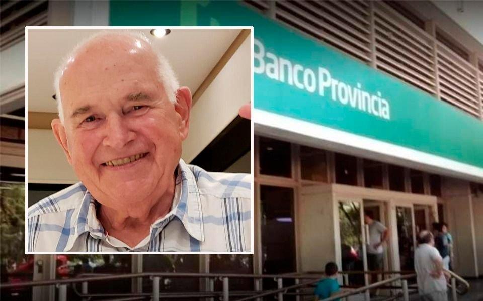 Estafaron a un abuelo y le robaron más de 500 mil pesos