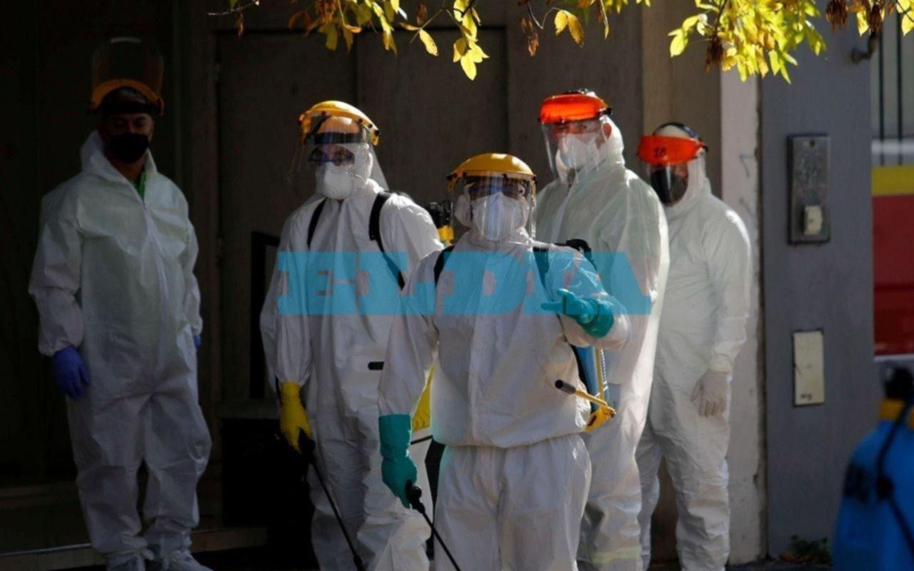 Coronavirus en La Plata: tras la séptima muerte, se suman nueve nuevos contagios