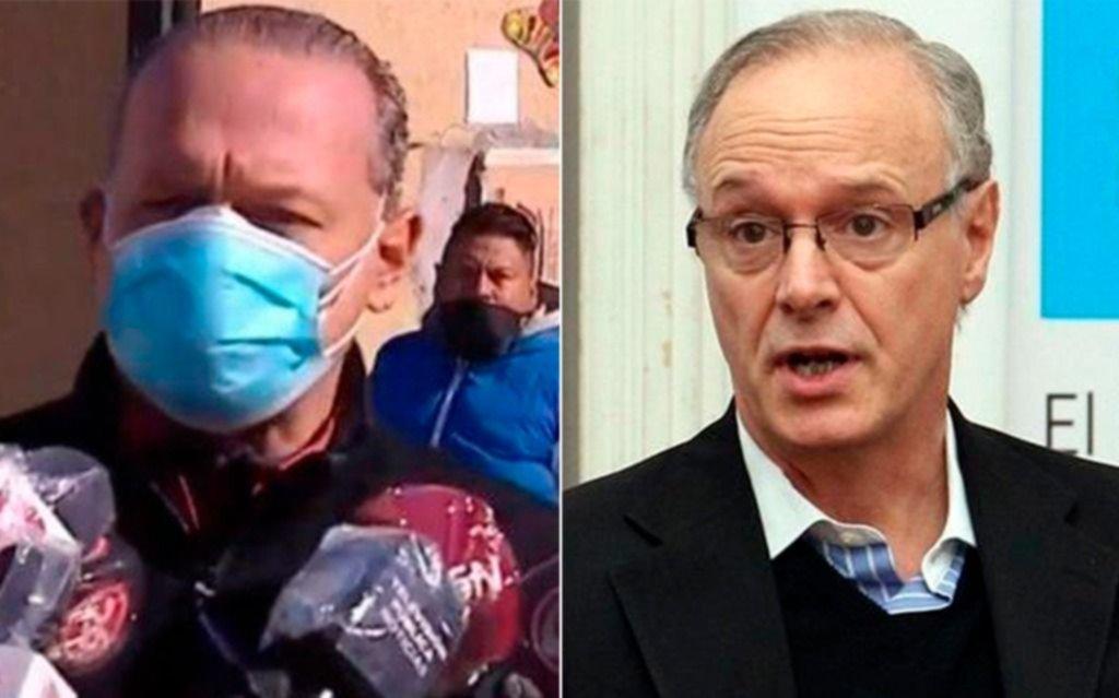 """Provincia advierte que podría """"estallar"""" el sistema sanitario"""
