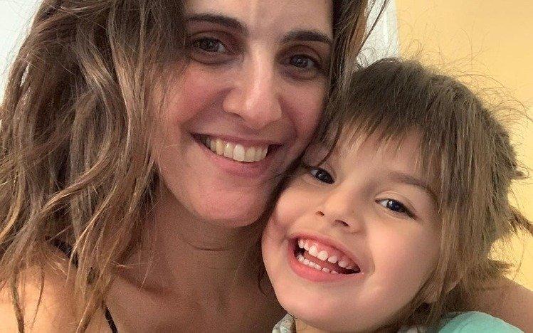"""Julieta Díaz rompió el silencio y habló de la salud de su hija: """"Tiene parálisis cerebral"""""""