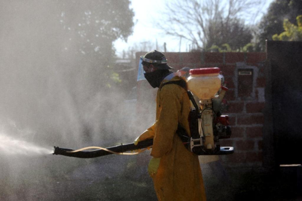 Coronavirus: casa por casa, buscan más casos sospechosos en barrios populares
