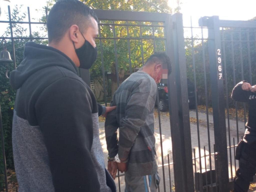 Casi linchan a un peluquero acusado de abusar de una menor en City Bell