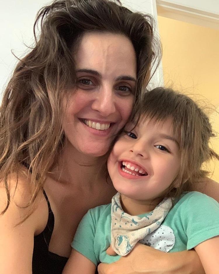 """Julieta Díaz: """"Mi hija tiene parálisis cerebral, está desde siempre en rehabilitación"""""""