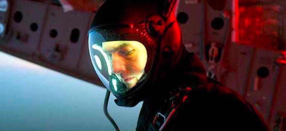 La NASA recibe con honores la idea de filmar en el espacio