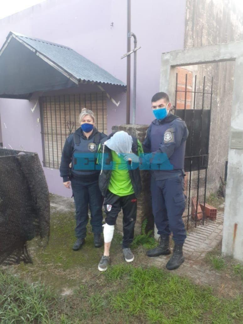 Un joven de 20 años muerto, un hombre detenido y una zona  de Los Hornos aterrorizada por las usurpaciones