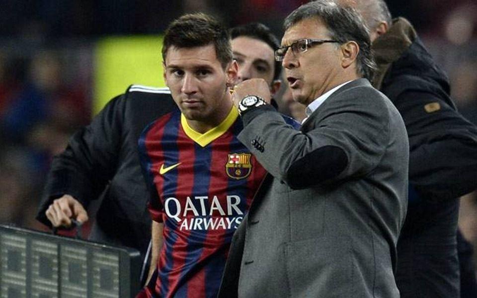 """Para el Tata Martino, su """"peor año"""" como técnico ocurrió en Barcelona"""