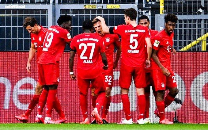 El plantel del Bayern Múnich renunció a su salario hasta el final de la Bundesliga