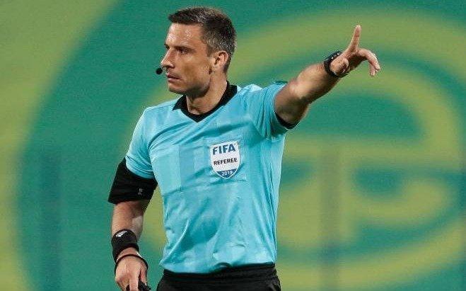 El árbitro esloveno Vincic fue detenido en una redada por drogas y prostitución