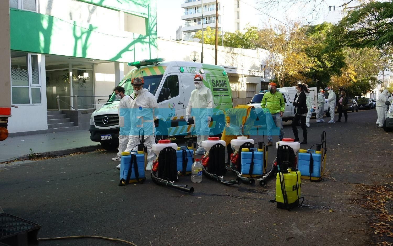Confirman cuatro nuevos casos de coronavirus en La Plata y otro en Berisso