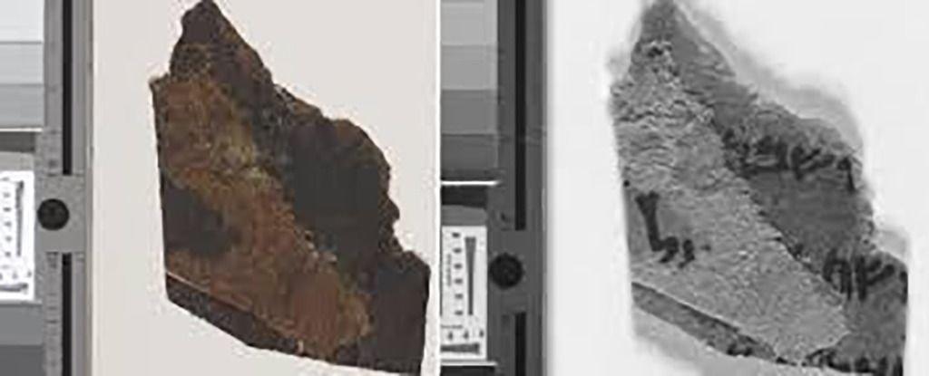 Manuscritos del Mar Muerto Descubren textos ocultos